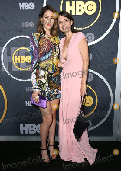 Amanda Crews Photo - 22 September 2019 - West Hollywood California - Amanda Crew Suzanne Cryer 2019 HBO Emmy After Party held at The Pacific Design Center Photo Credit Birdie ThompsonAdMedia