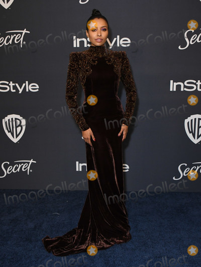 Kat Graham Photo - 05 January 2020 - Beverly Hills California - Kat Graham 21st Annual InStyle and Warner Bros Golden Globes After Party held at Beverly Hilton Hotel Photo Credit Birdie ThompsonAdMedia