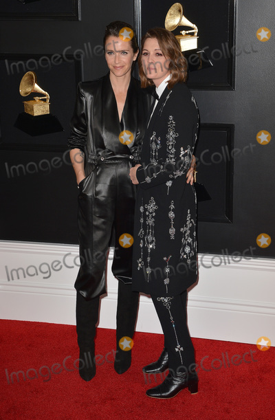 Brandi Carlile Photo - 10 February 2019 - Los Angeles California - Catherine Shepherd Brandi Carlile 61st Annual GRAMMY Awards held at Staples Center Photo Credit AdMedia