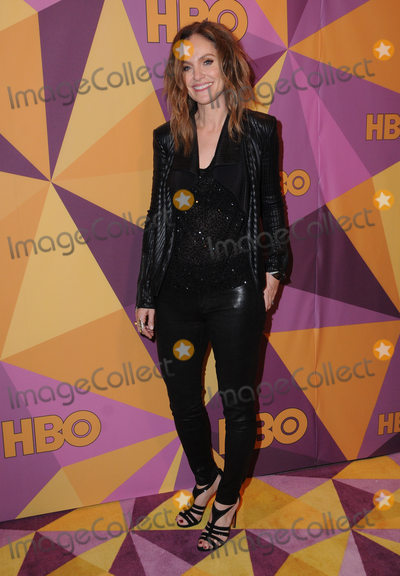 Amy Brenneman Photo - 07 January 2018 - Beverly Hills California - Amy Brenneman 2018 HBO Golden Globes After Party held at The Beverly Hilton Hotel in Beverly Hills Photo Credit Birdie ThompsonAdMedia