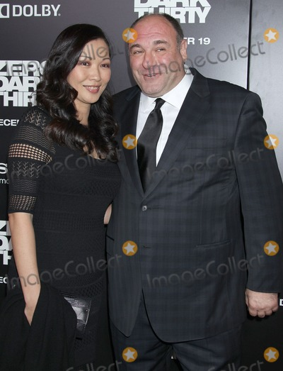 The Sopranos Photo - 19 June 2013 - The Sopranos star James Gandolfini has died at the age of 51 According to multiple sources the three-time Emmy winner suffered a heart attack while on vacation in Italy File Photo 10 December 2012 - Hollywood California - James Gandolfini Deborah Lin Zero Dark Thirty Los Angeles Premiere held at Dolby Theater Photo Credit Russ ElliotAdMedia