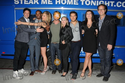 Adam Pally Photo - 29 August 2011 - Beverly Hills California - David Caspe Damon Wayans Jr Eliza Coupe Zachary Knighton Elisha Cuthbert Adam Pally Casey Wilson and Jonathan Groff The Paley Center Hosts An Evening With Happy Endings held at The Paley Center for Media Photo Credit Byron PurvisAdMedia