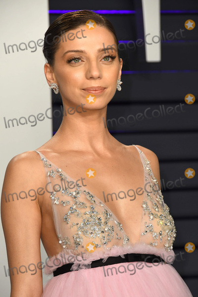 Angela Sarafyan Photo - 24 February 2019 - Los Angeles California -  2019 Vanity Fair Oscar Party following the 91st Academy Awards held at the Wallis Annenberg Center for the Performing Arts Photo Credit Birdie ThompsonAdMedia