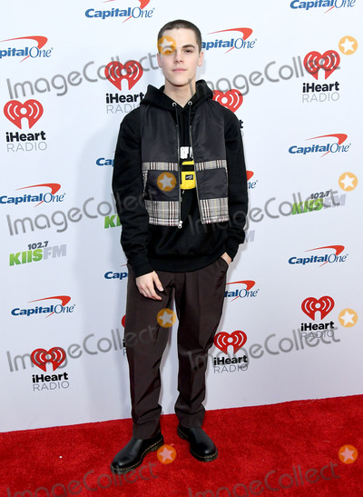AJ Mitchell Photo - 06 December 2019 - Los Angeles California - AJ Mitchell KIIS FMs iHeartRadio Jingle Ball 2019 held at The Forum Photo Credit Birdie ThompsonAdMedia