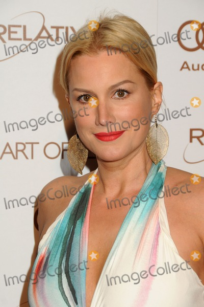 Alice Evans Photo - 14 January 2012 - Los Angeles California - Alice Evans 5th Annual Art Of Elysium Heaven Gala held at Union Station Photo Credit Byron PurvisAdMedia