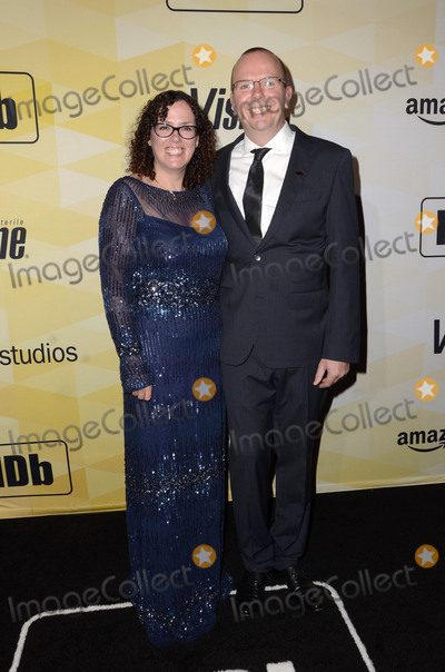 Col Needham Photo - 15 October  2015 - West Hollywood California - Karen Needham Col Needham Arrivals for IMDbs 25th Anniversary Party Co-Hosted by Amazon Studios held at The Sunset Tower Hotel Photo Credit Birdie ThompsonAdMedia