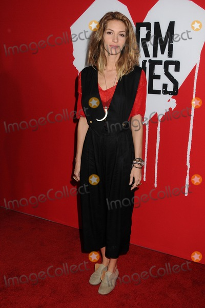 Dawn Olivieri Photo - 29 January 2013 - Hollywood California - Dawn Olivieri Warm Bodies Los Angeles Premiere held at the Cinerama Dome Photo Credit Byron PurvisAdMedia