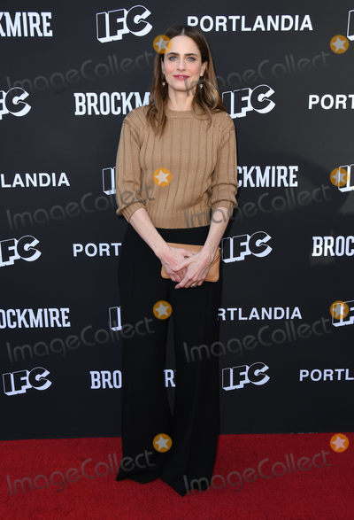 Amanda Peete Photo - 15 May 2018 - North Hollywood California - Amanda Peet IFCs Portlandia and Brockmire FYC Event held at the Saban Media Center at the Television Academy Photo Credit Birdie ThompsonAdMedia