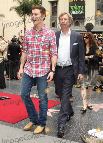 Scotty McCreery Photo - 23 May 2011 - Hollywood California - Scotty McCreery Nigel Lythgoe Simon Fuller Hollywood Walk Of Fame Induction Ceremony held on Hollywood Blvd Photo Credit Russ ElliotAdMedia