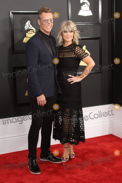 Natalie Grant Photo - 12 February 2017 - Los Angeles California - Bernie Herms Natalie Grant 59th Annual GRAMMY Awards held at the Staples Center Photo Credit AdMedia