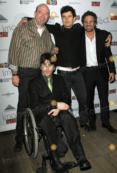 John Lynch Photo - 27 April 2011 - West Hollywood California - John Carroll Lynch Orlando Bloom Christopher Thornton Mark Ruffalo Special event for the release of Sympathy for Delicious Held At The Sky Bar Mondrian Hotel Photo Kevan BrooksAdMedia
