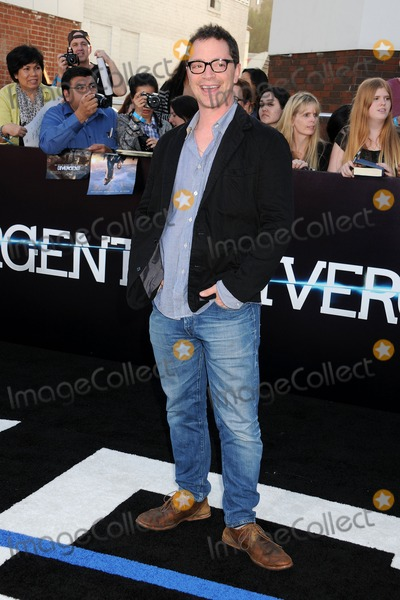 Josh Malina_ Photo - 18 March 2014 - Westwood California - Josh Malina Divergent Los Angeles Premiere held at The Regency Bruin Theatre Photo Credit Byron PurvisAdMedia