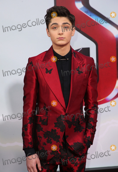 Asher Angel Photo - 28 March 2019 - Hollywood California - Asher Angel Warner Bros Pictures and New Line Cinema World Premiere of SHAZAM held at TCL Chinese Theatre Photo Credit Faye SadouAdMedia