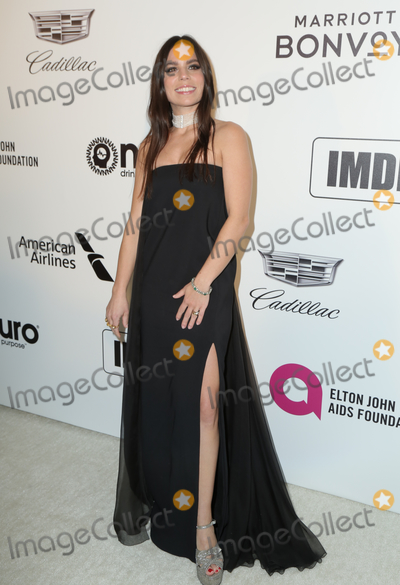 Ally Hilfiger Photo - 24 February 2019 - West Hollywood California - Ally Hilfiger  27th Annual Elton John Academy Awards Viewing Party held at West Hollywood Park Photo Credit PMAAdMedia