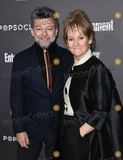 Andy Serkis Photo - 26 January 2019 - Los Angeles California - Andy Serkis 2018 Entertainment Weeklys Pre-SAG Awards Celebration held at Chateau Marmont Photo Credit Birdie ThompsonAdMedia