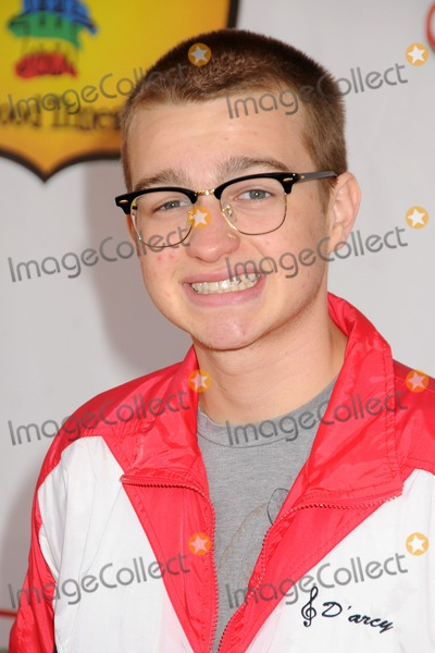 Angus T Jones Photo - 21 October 2012 - Universal City California - Angus T Jones 20th Annual Camp Ronald McDonald Halloween Carnival held at the Universal Studios Backlot Photo Credit Byron PurvisAdMedia