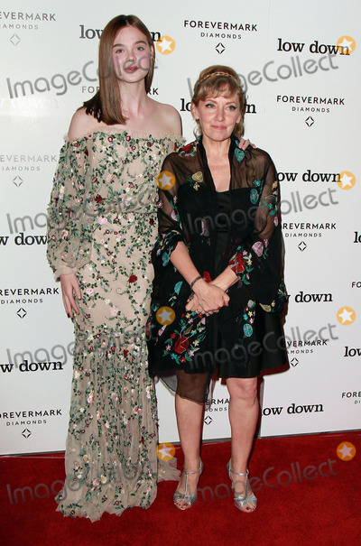 Amy-Jo Albany Photo - 23 October 2014 - Hollywood California - Elle Fanning Amy-Jo Albany Low Down Los Angeles Premiere held at the Arclight Theatre Photo Credit Theresa BoucheAdMedia