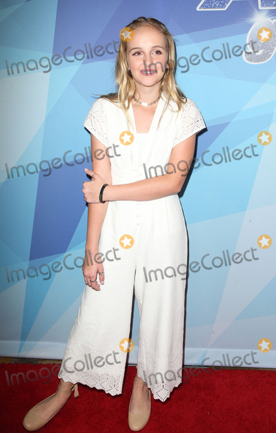 Evie Clair Photo - 05 September 2017 - Hollywood California - Evie Clair NBC Americas Got Talent Season 12 Live Show held at the Dolby Theatre Photo Credit F SadouAdMedia