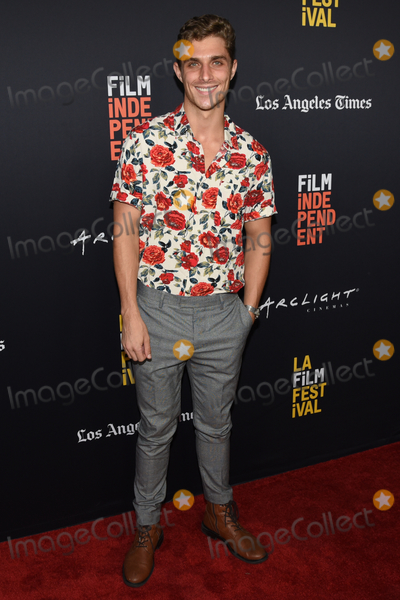 Alex Cubis Photo - 25 September 2018 - Hollywood California - ALEX CUBIS 2018 Los Angeles Film Festival Gala Screening of The Oath held at the Arclight Hollywood Photo Credit Billy BennightAdMedia