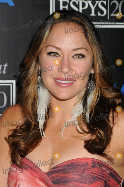 Alana Nichols Photo - 10 July 2012 - Los Angeles California - Alana Nichols 4th Annual ESPN Body Issue Pre-ESPYS Party held at The Belasco Theater Photo Credit Byron PurvisAdMedia