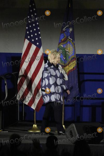 Hillary Rodham Photo - 18 December 2019 - Pleasantville New York - Hillary Rodham Clinton at the Gutsy Women An Evening with Hillary Rodham Clinton and Chelsea Clinton moderated by Vanessa L Williams at Pace University Photo Credit J LingoAdMedia