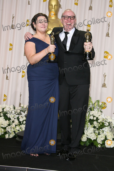 Terry George Photo - 26 February 2012 - Hollywood California - Oorlagh George and Terry George 84th Annual Academy Awards held at the Hollywood  Highland Center Photo Credit AdMedia