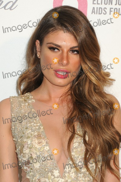 Angela Martini Photo - 22 February 2015 - West Hollywood California - Angela Martini 23rd Annual Elton John Oscar Viewing Party held at West Hollywood Park Photo Credit Byron PurvisAdMedia