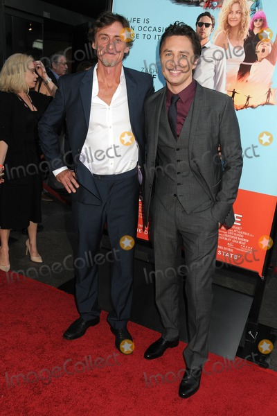 Adam Braff Photo - 23 June 2014 - West Hollywood California - Adam Braff Zach Braff Wish I Was Here Los Angeles Premiere held at the DGA Theater Photo Credit Byron PurvisAdMedia
