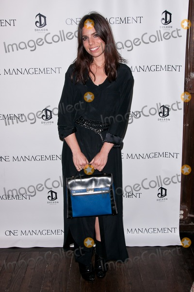 Ally Hilfiger Photo - 06 September 2011 -New York NY - Ally Hilfiger  One Management 10th Anniversary Party - Arrivals Photo Credit Christopher SmithAdMedia