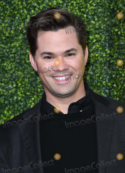 Andrew Rannells Photo - 06 December 2018 - Beverly Hills California - Andrew Rannells GQ Men of the Year Party 2018 held at Benedict Estate Photo Credit Birdie ThompsonAdMedia