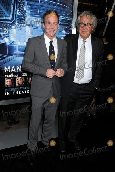 Asger Leth Photo - 23 January 2012 - Hollywood California - Asger Leth and Jorgen Leth Man On A Ledge Los Angeles Premiere held at Graumans Chinese Theatre Photo Credit Byron PurvisAdMedia