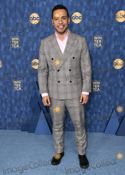 Victor Rasuk Photo - 08 January 2020 - Pasadena California - Victor Rasuk ABC Winter TCA 2020 held at Langham Huntington Hotel Photo Credit Birdie ThompsonAdMedia