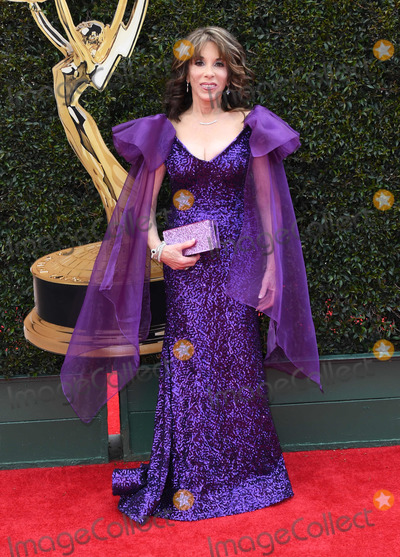 Kate Linder Photo - 29 April 2018 -Pasadena California - Kate Linder 45th Annual Daytime Emmy Awards held at Pasadena Civic Center Photo Credit Birdie ThompsonAdMedia