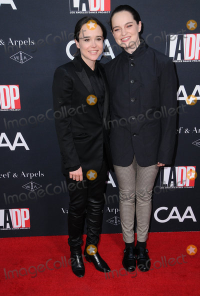 Ellen Page Photo - 07 October  2017 - Los Angeles California - Ellen Page Emma Portner LA Dance Projects Annual Gala held at LA Dance Project in Los Angeles Photo Credit Birdie ThompsonAdMedia