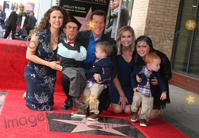 Jeff Dunham Photo - 21 September 2017 - Hollywood California - Jeff Dunham Audrey Dunham James Dunham Family Walter the Puppet Jeff Dunham Honored With Star On The Hollywood Walk Of Fame Photo Credit F SadouAdMedia