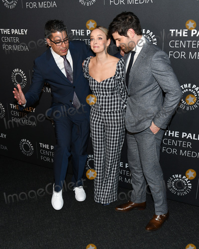 Allison Miller Photo - 25 February 2020 - West Hollywood California - DJ Nash Allison Miller and David Giuntoli The Paley Center presents A Million Little Things Screening and Conversation at The Directors Guild of America Photo Credit Billy BennightAdMedia