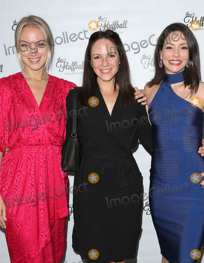 Anna Silk Photo - 04 November 2017 - Los Angeles California - Rachel Skarsten Emmanuelle Vaugier Anna Silk 2017 Fluffball Benefiting Forgotten Horses Rescue at The Lombardi House Photo Credit F SadouAdMedia