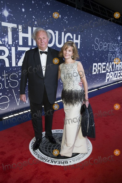Anna Scott Photo - 09 November 2014 - Mountain View California - Graydon Carter Anna Scott 2nd Annual Breakthrough Prize Awards held at NASA Ames Research Center Photo Credit Drew AltizerAdMedia
