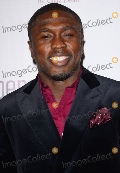 Andre Berto Photo - 05 December 2014 - Beverly Hills California - Andre Berto Celebrity arrivals for the 6th Annual Night of Generosity Gala held at Beverly Wilshire Hotel in Beverly Hills Ca Photo Credit Birdie ThompsonAdMedia