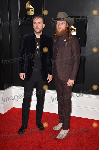 Brothers Osborne Photo - 10 February 2019 - Los Angeles California - TJ Osborne John Osborne of Brothers Osborne 61st Annual GRAMMY Awards held at Staples Center Photo Credit AdMedia