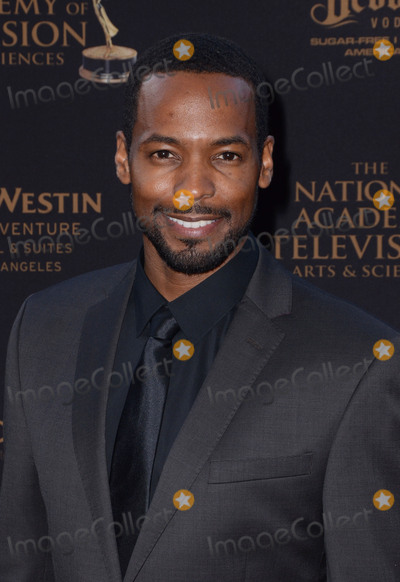 Anthony Montgomery Photo - 29 April 2016 - Los Angeles California - Anthony Montgomery Arrivals for the 43rd Annual Daytime Creative Arts Emmy Awards held at the Westin Bonaventure Hotel and Suites Photo Credit Birdie ThompsonAdMedia