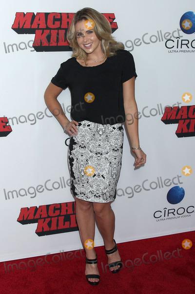 Anna Hutchison Photo - 02 October 2013 - Los Angeles California - Anna Hutchison Machete Kills Los Angeles Premiere held at Regal Cinemas LA Live Photo Credit Russ ElliotAdMedia