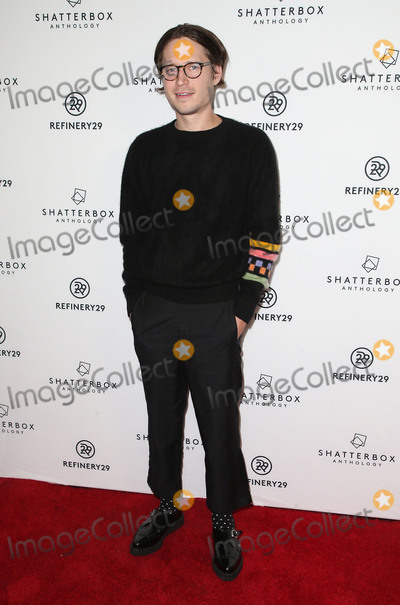 Josh Kaye Photo - 09 November 2017 - Los Angeles California - Josh Kaye Starlight Studios And Refinery29 Come Swim Los Angeles Premiere Photo Credit F SadouAdMedia
