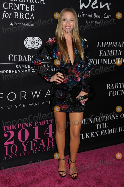 AJ Cook Photo - 18 October 2014 - Santa Monica California - AJ Cook Elyse Walkers 10 Year Anniversary Pink Party held at Santa Monica Airport Hangar 8 Photo Credit Byron PurvisAdMedia