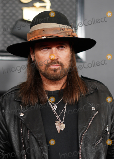 Billy Ray Cyrus Photo - 26 January 2020 - Los Angeles California - Billy Ray Cyrus 62nd Annual GRAMMY Awards held at Staples Center Photo Credit AdMedia