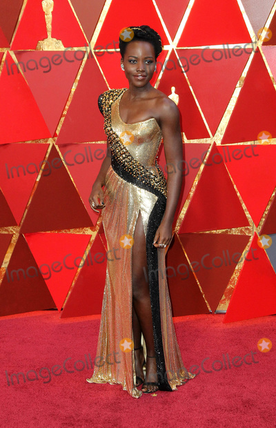 Lupita Nyongo Photo - 04 March 2018 - Hollywood California - Lupita Nyongo 90th Annual Academy Awards presented by the Academy of Motion Picture Arts and Sciences held at the Dolby Theatre Photo Credit AdMedia