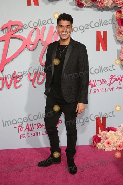 Alex Wassabi Photo - 3 February 2020 - Los Angeles California - Alex Wassabi Netflixs To All the Boys PS I Love You Los Angeles Premiere held at The Egyptian Theatre Photo Credit FSAdMedia