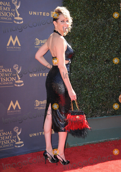 Arianne Zucker Photo - 30 April 2017 - Pasadena California - Arianne Zucker 44th Annual Daytime Emmy Awards held at Pasadena Civic Centerin Pasadena Photo Credit Birdie ThompsonAdMedia