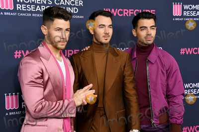 Jonas Brothers Photo - 27 February 2020 - Beverly Hills California - Jonas Brothers Nick Jonas Joe Jonas Kevin Jonas The Womens Cancer Research Funds An Unforgettable Evening 2020 held at Beverly Wilshire Hotel Photo Credit Birdie ThompsonAdMedia