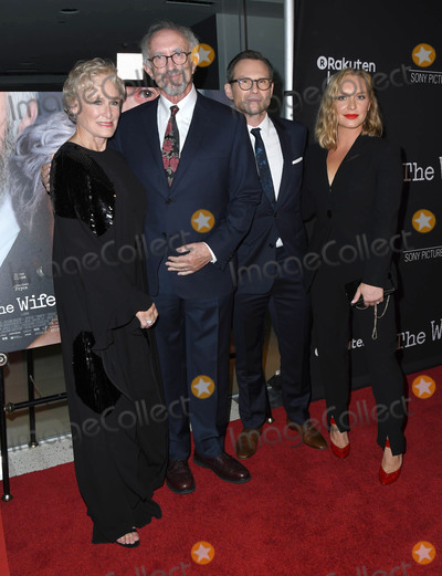 Annie Starke Photo - 23 July 2018 - West Hollywood  California - Glenn Close Jonathan Pryce Christian Slater Annie Starke The Wife Los Angeles Premiere held at the Pacific Design Center Silverscreen Theater Photo Credit Birdie ThompsonAdMedia